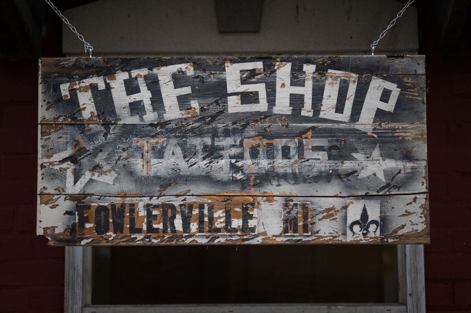 The Shop Custom Tattoos The Shop Is A Tattoo Parlor And