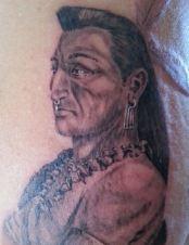 Michigan Portrait Tattoos