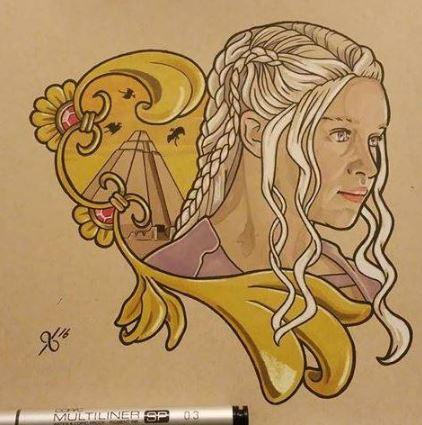 Queen Daenerys I Targaryen