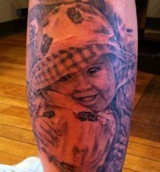 portrait tattoo faces best