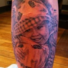 portrait tattoo faces best