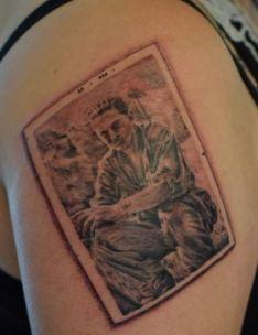 portrait tattoo michigan