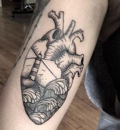 Audra Fokken Tattoo